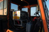 electronics in the Sno-cat