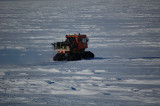 Sno-cat on Prudhoe Bay