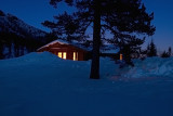 Cabin In The Night