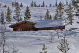 Winter in Lifjell