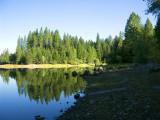 Along Paradise Lake
