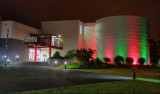 Science Centre By Night