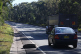 Dangers of Appin Road