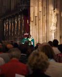 Cathédrale Norre Dame de Paris - At Mass