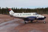 8491   C-FCAZ Courtesy Air @ Cluff Lake