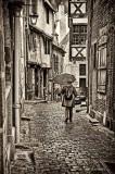 A damp walk