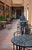 Milagro Restaurant, Santa Fe