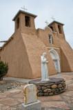 San Francisco de Asis Church, Taos
