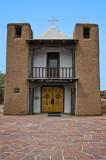 Taos Pueblo, San Geronimo Church