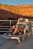 Harry Potter and the Lake Powell Houseboat