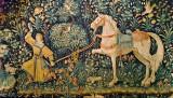 Tapestry in Hotel Dieu
