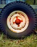 Apr 2: Trailer wheel and light leak