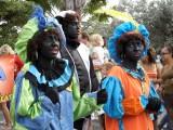 Piet en Sint op Curacao