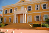 county hall of Curacao