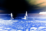antartic football.