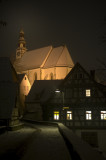 Waiblingen im Winter