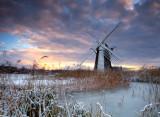 Winter at Herringfleet