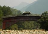400 year old bridge at Lanchi