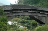 Famous bridge at Houkeng