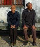 Two old pals in Guodung