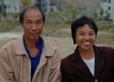 Mr&Mrs Lee-rice farmers