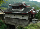 Small bridge nr Yueshan