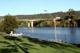 river bank views..