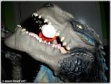 Godzilla strikes again!
