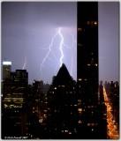 Stormy Night in New York 2