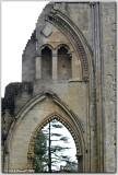 Remnants of Glastonbury Abbey