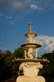 7000 Exhibition Fountain, Morning Light