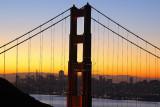 Golden Gate  Sunrises & Sunsets - Fall 2007