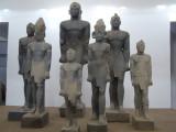 Kerma statues