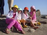 Atop the Western Daffufa, Kerma