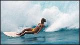 Hawai'ian Botticelli Falling