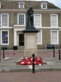 War memorial, Hunttingdon, Cambs