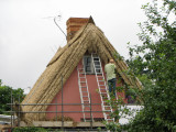 Thatching in Thaxted, Whimsey