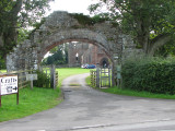 Entrance to Lanercost Priory