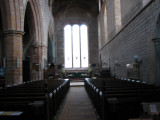 Inside Lanercost Priory