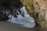 Shark's tooth Beach tunnel