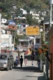 Calle Principal del Poblado