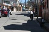 Escena Cotidiana en las Calles de la Ciudad