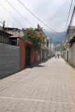 Calle Tipica del Poblado