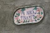 Nombre de Calle en Idioma Local