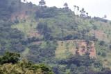 cultivos en las Montañas Cercanas