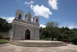 Iglesia del Señor de Esquipulas sobre la Ruta a la Cabecera