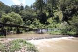 Represa en el Rio Pixcaya