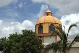 Cupula de la Iglesia en el Cerrito de la Virgen