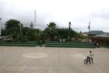 Cancha de Basquetbol Frente al Parque Central
