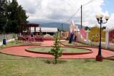 Detalle del Area Dedicada al Parque Infantil